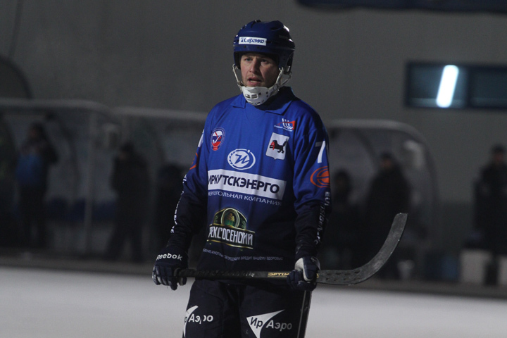 «Байкал-Энергия» разгромила «Кузбасс» в1-м матче четвертьфинала чемпионата Российской Федерации