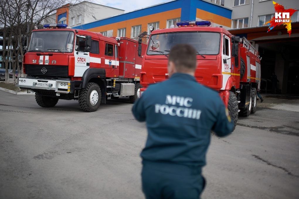 Вселе Серебрянка построят пожарное депо