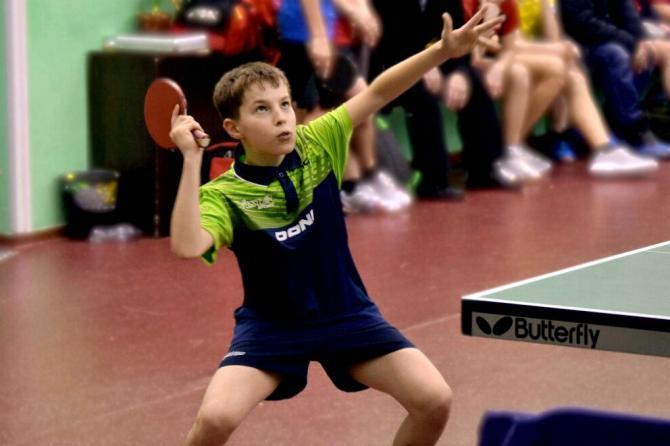 Медали сразу 2-х больших турниров понастольному теннису завоевали спортсмены изВологды