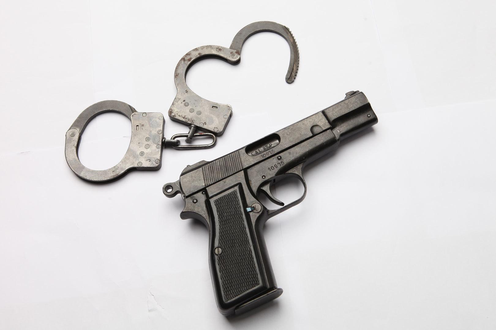 ВЧеркесске полицейский случайно выстрелил впах сослуживцу