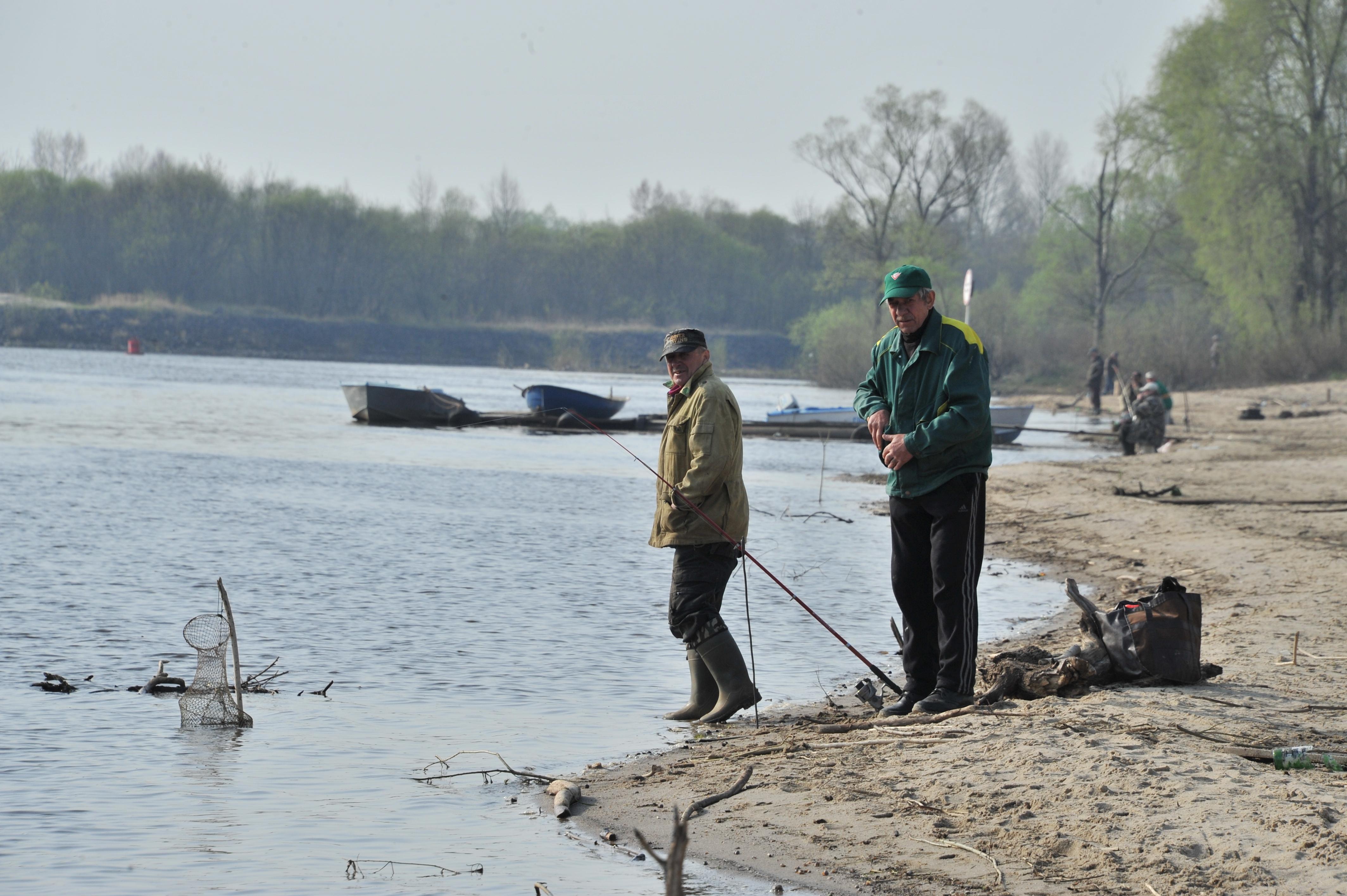 ВПодмосковье ограничили ловлю рыбы