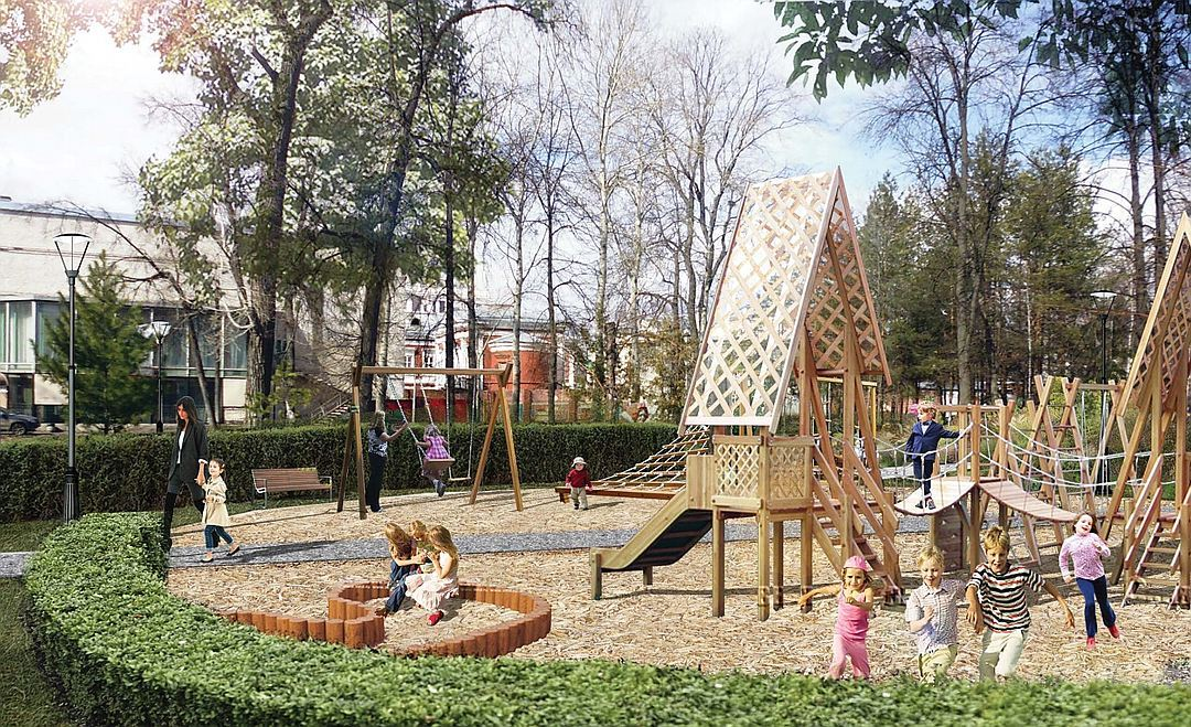 Насодержание парков искверов Казани летом истратят 60 млн руб.