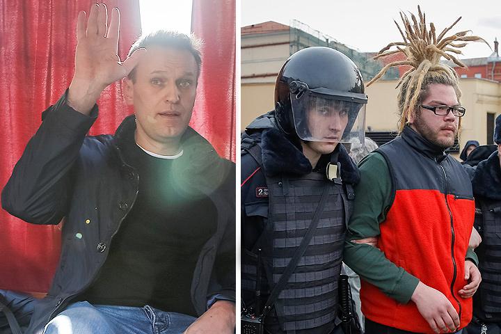 """""""Главная особенность, которой «зацепила» массовка Навального - это её неотличимость от школьной дискотеки""""."""