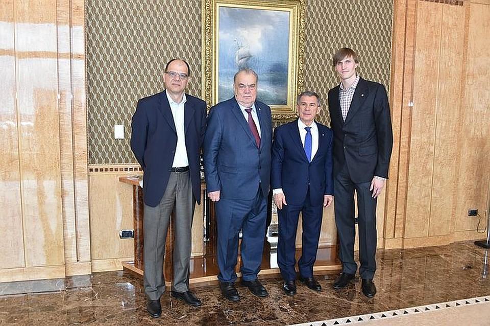 Международный товарищеский турнир побаскетболу пройдет вКазани вконце лета