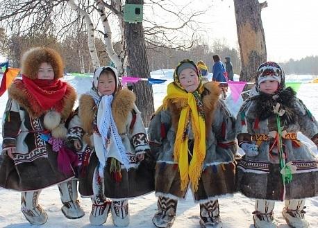 Коми примет участие вреализации проекта «Дети Арктики. Дошкольное образование»