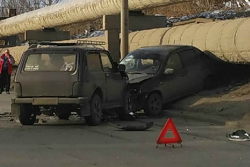 Неподалеку от кладбища вСаратове зафиксирована массовая авария