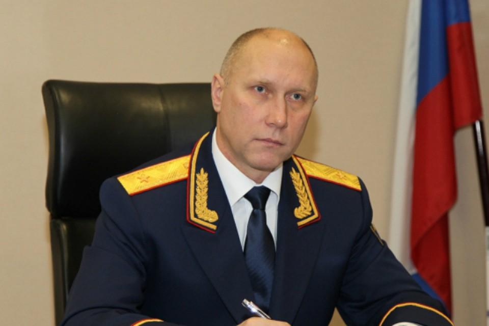 Назначен новый директор СУСКР поНовгородской области