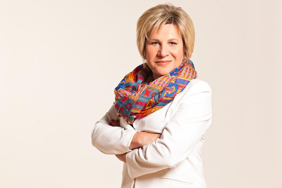 Марина Шишкина возглавила петербургское отделение «Справедливой России»