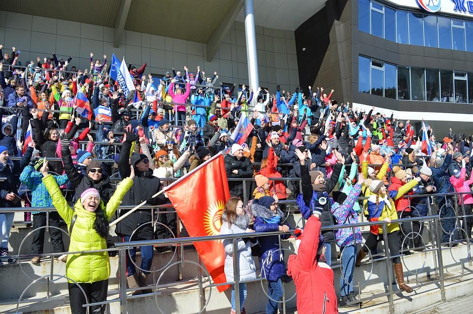 Тюменцы завоевали больше всех наград начемпионате РФ побиатлону