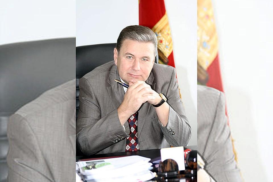 Сегодня ушел изжизни политик Тверской области Марк Хасаинов