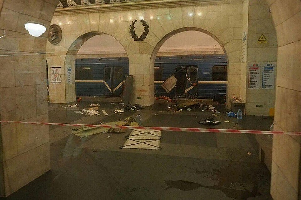Матери пострадавшей втеракте исполком оплатит поездку вПетербург