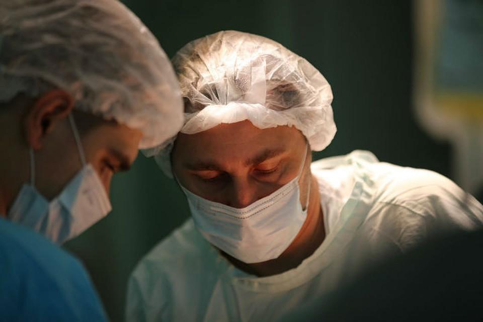 ВКрасноярске провели неповторимую операцию поудалению паразита изпечени