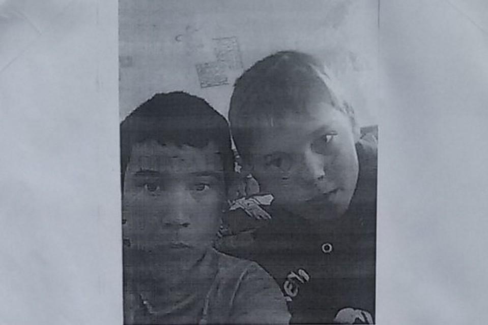 ВУсолье разыскивают пропавших 13-летних молодых людей