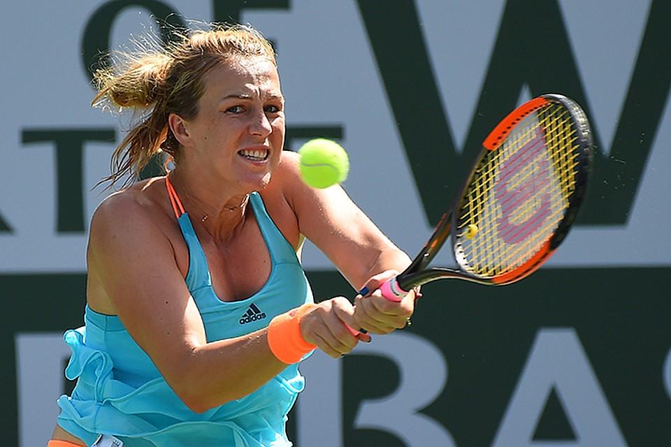 Тольяттинка Дарья Касаткина впервый раз выиграла турнир WTA водиночном разряде