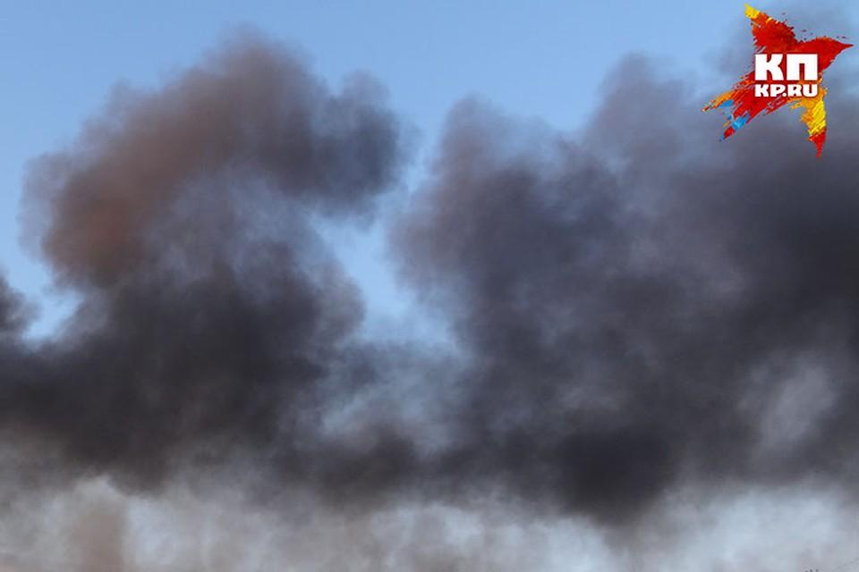 ВПыть-Яхе потушили пожар вКДЦ «Факел»