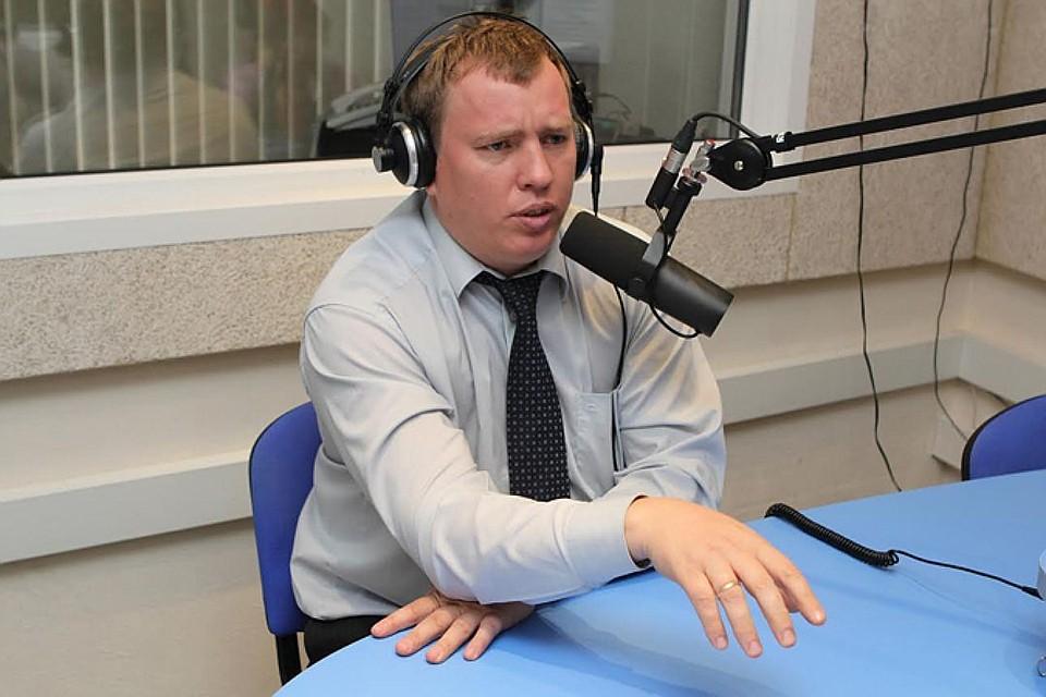 Алексея Севастьянова забрали вполицейский участок