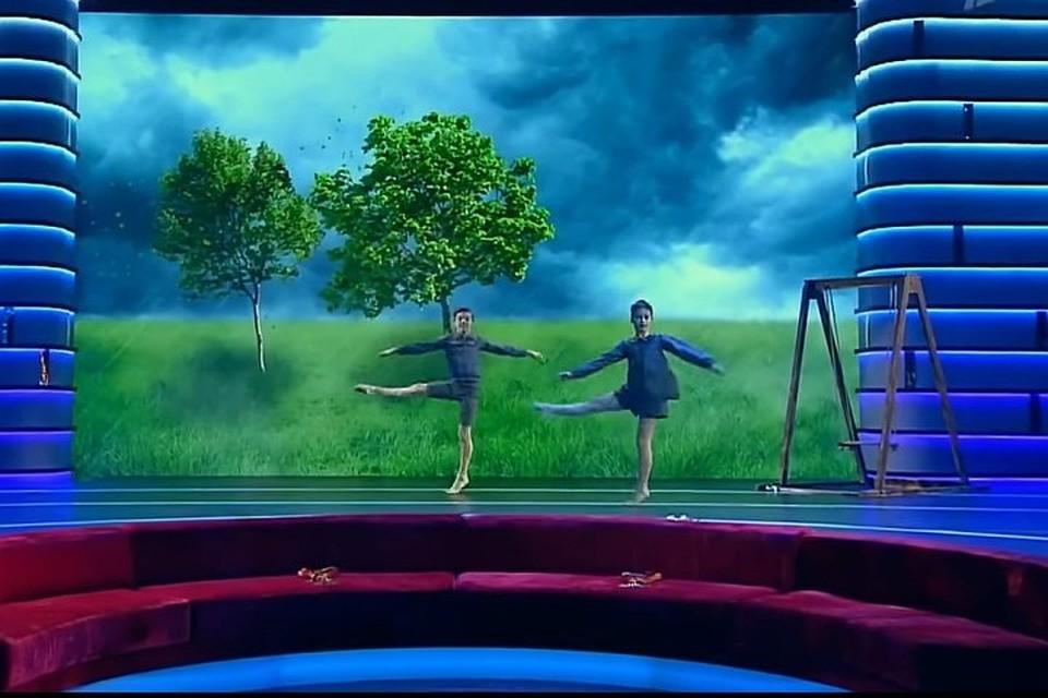 Кузбасские танцоры выступили нашоу «Лучше всех»