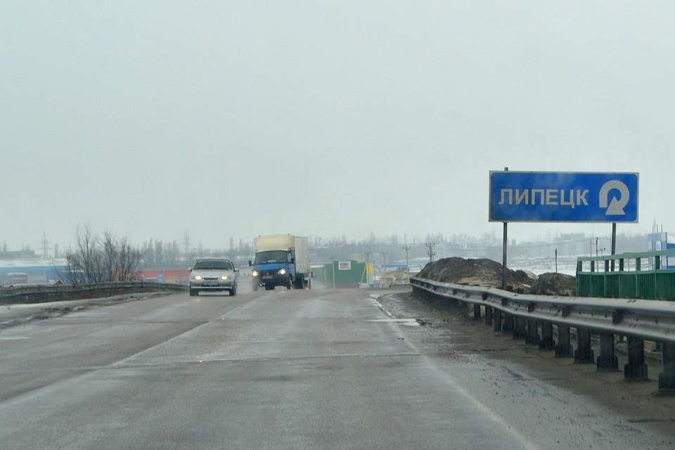 В Липецке возвращается зима