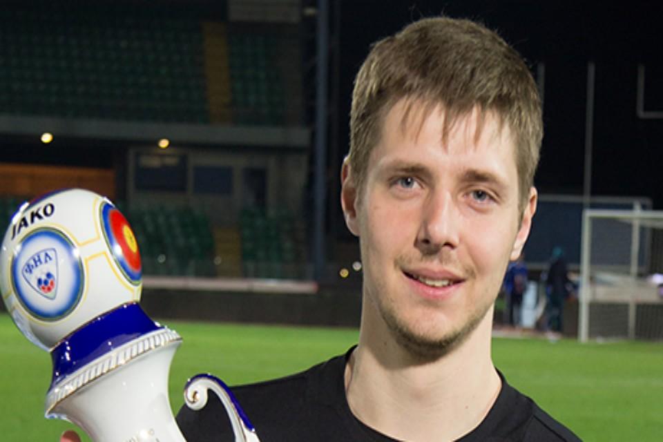 Панченко иКобзев— лучшие футболисты марта