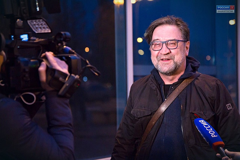 Юрий Шевчук выступит сегодня вУфе врамках тура «История звука»