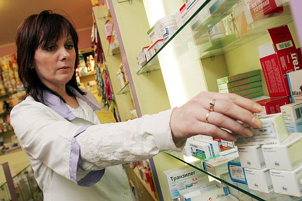 Тверская область хуже всех в стране запаслась лекарствами
