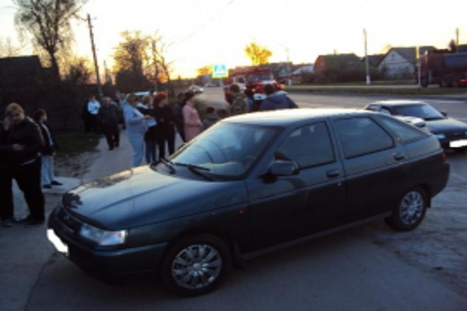 ВКурске напешеходном переходе автомобиль сбил 12-летнюю девочку