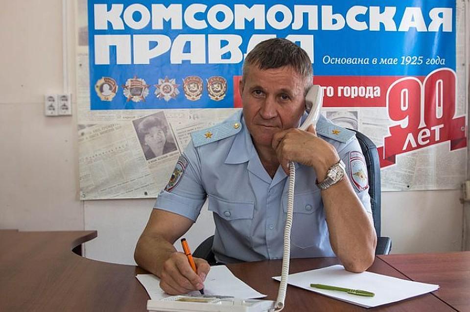Президент Путин освободил отдолжности начальника милиции Кузбасса Виктора Кутылкина