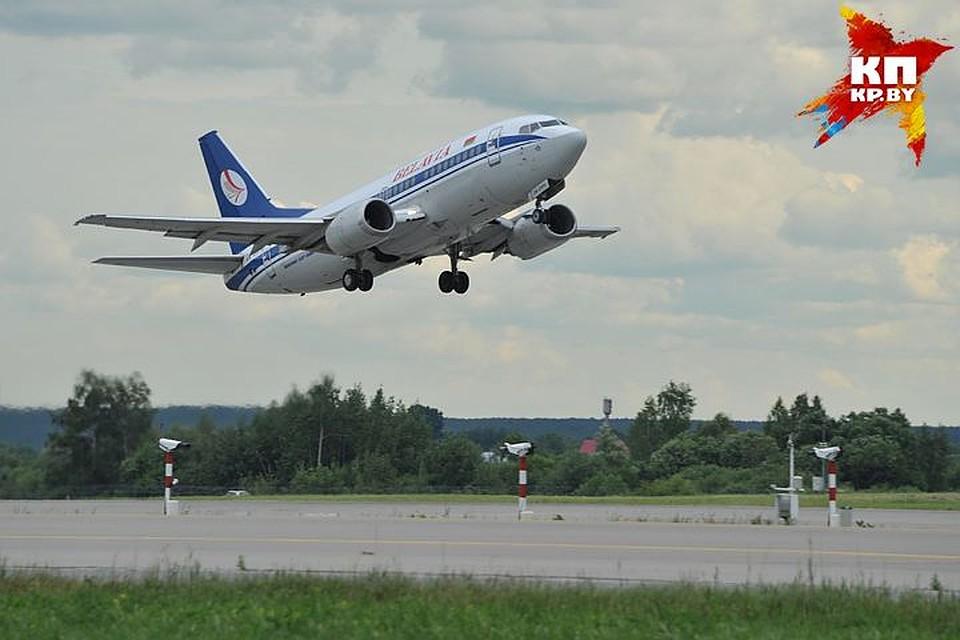 Республика Беларусь непланирует проводить пограничный контроль для русских рейсов