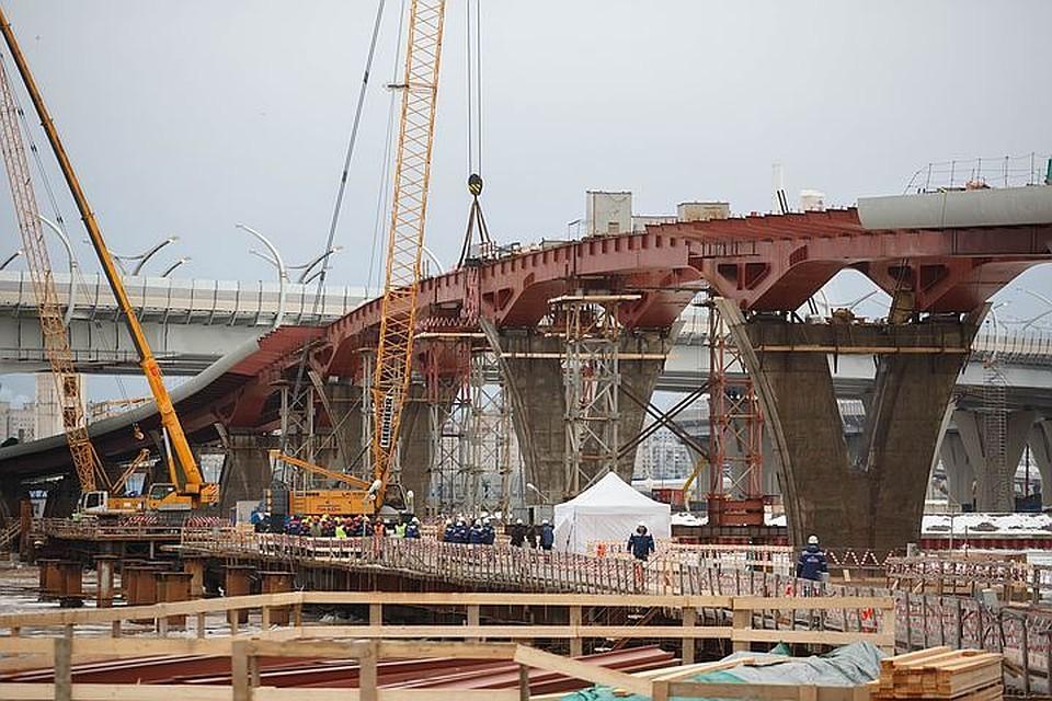 Яхтенный мост временно откроют 7мая