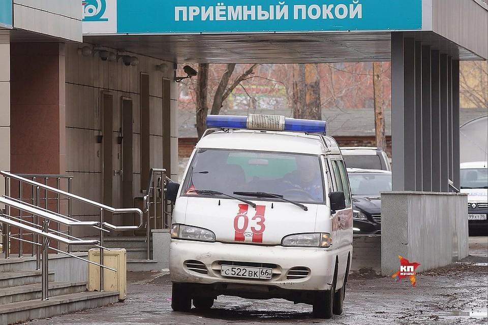 ВЕкатеринбурге мед. персонал сражаются зажизнь автослесаря, чуть неоставшегося без головы