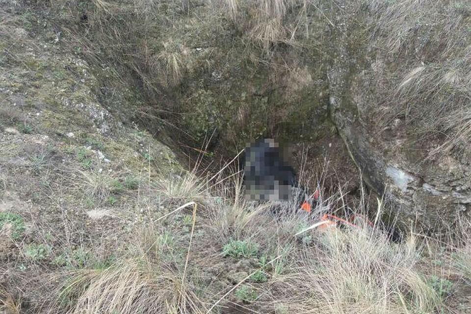 Вкарстовом овраге вБашкирии умер 45-летний пастух
