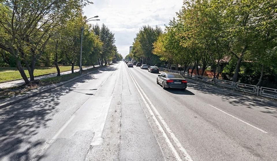 Очередной  участок улицы Московской закроют вЕкатеринбурге