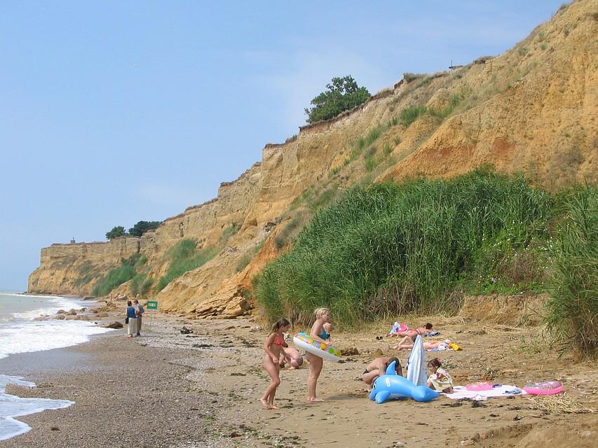 ВКрыму произошёл массовый выброс наберег морских ершей