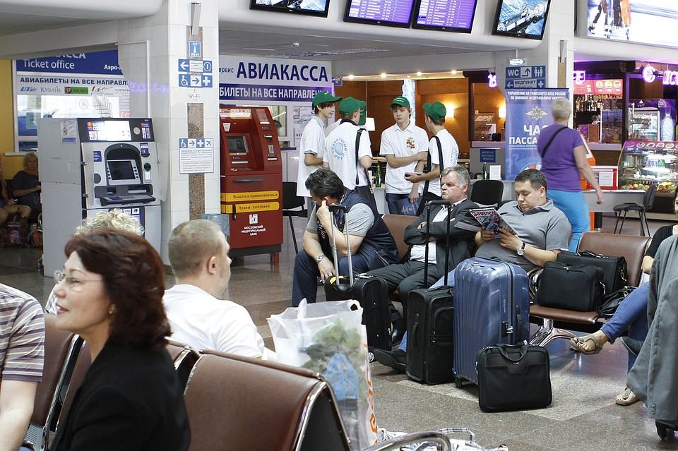 Из-за метели вНорильске насутки задержали авиарейс вКраснодар