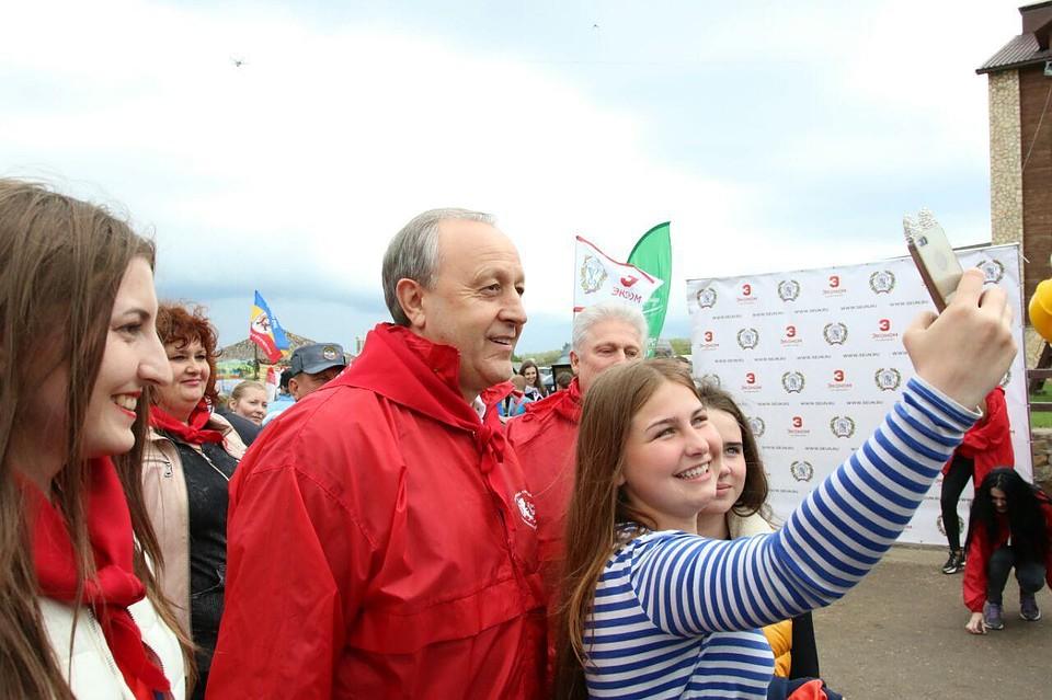 Сборная Самарской области стала призером спортивно-туристского лагеря «Туриада-2017»