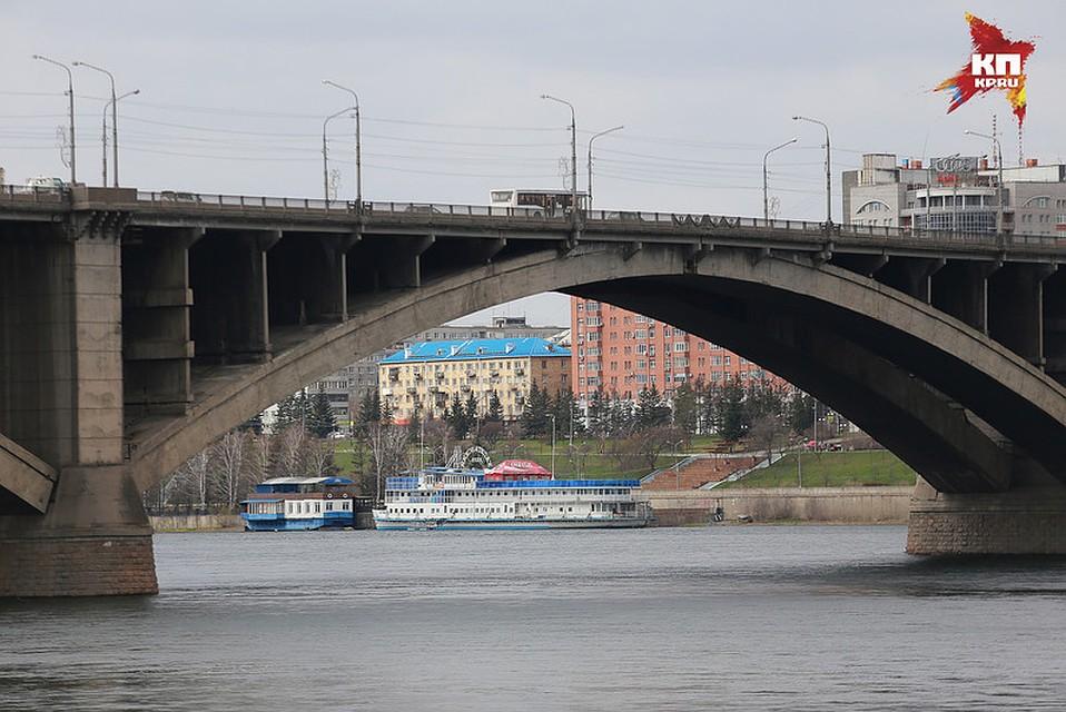 ВКрасноярск пришли три дня жары