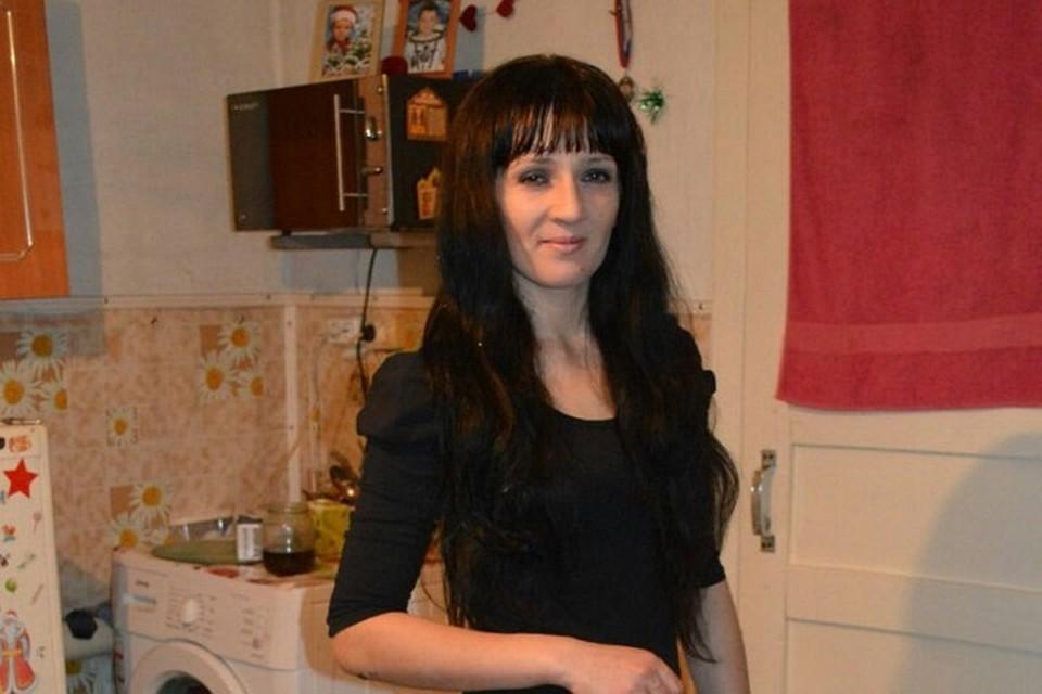 ВНовосибирске пропала девушка статуировкой наживоте