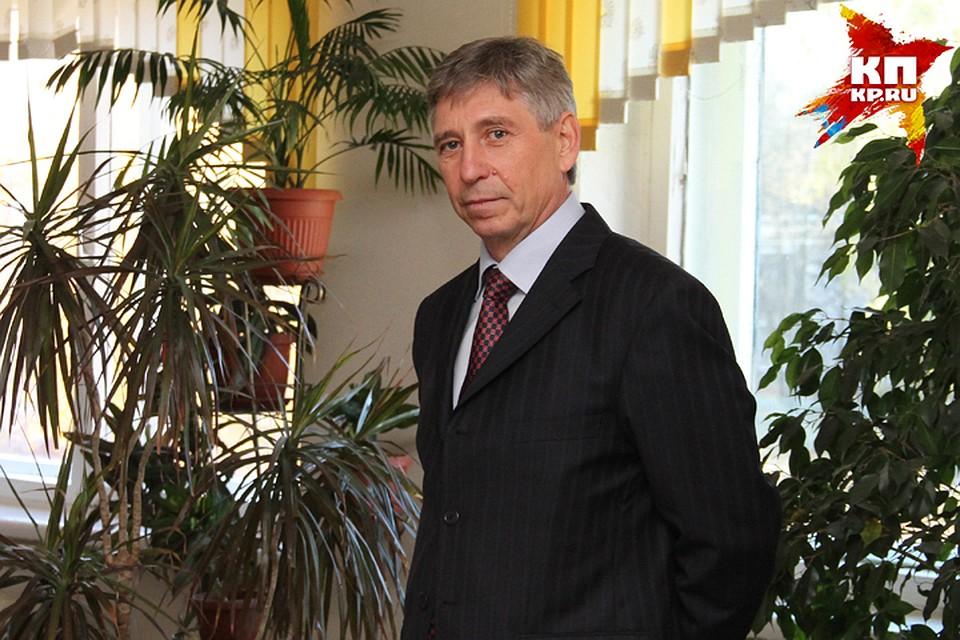 Иван Карнилин подал вотставку