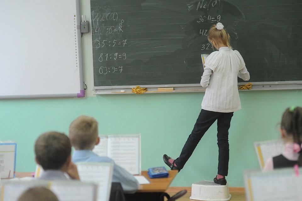Виркутской школе надетей обвалился потолок