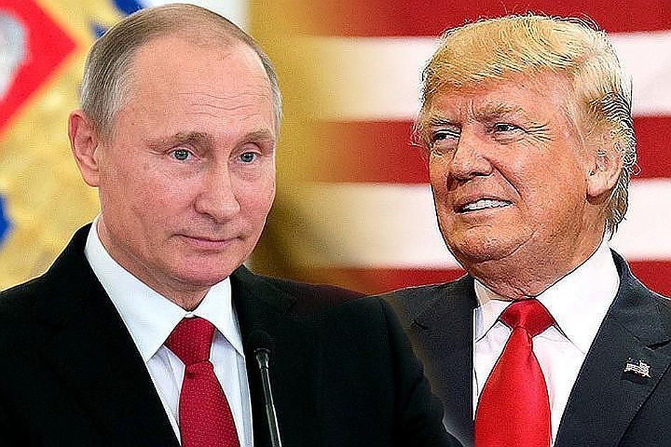 Песков: встреча В. Путина иТрампа вближайшие дни вевропейских странах непланируется