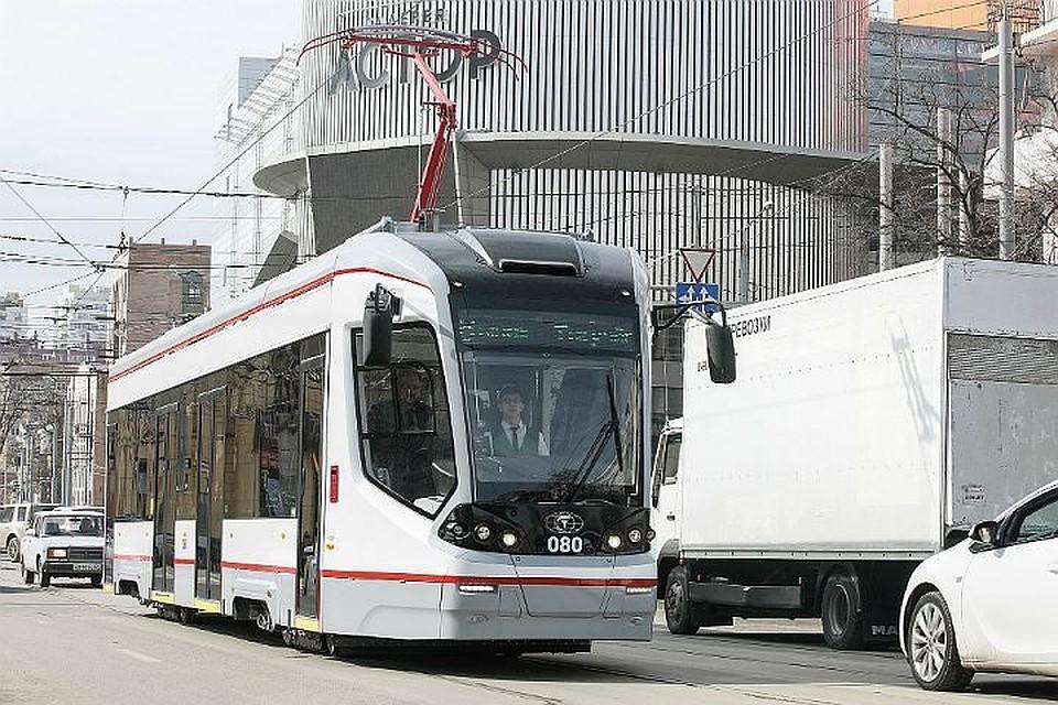 Напокупку трамваев для Ростова выделили практически 430 млн.