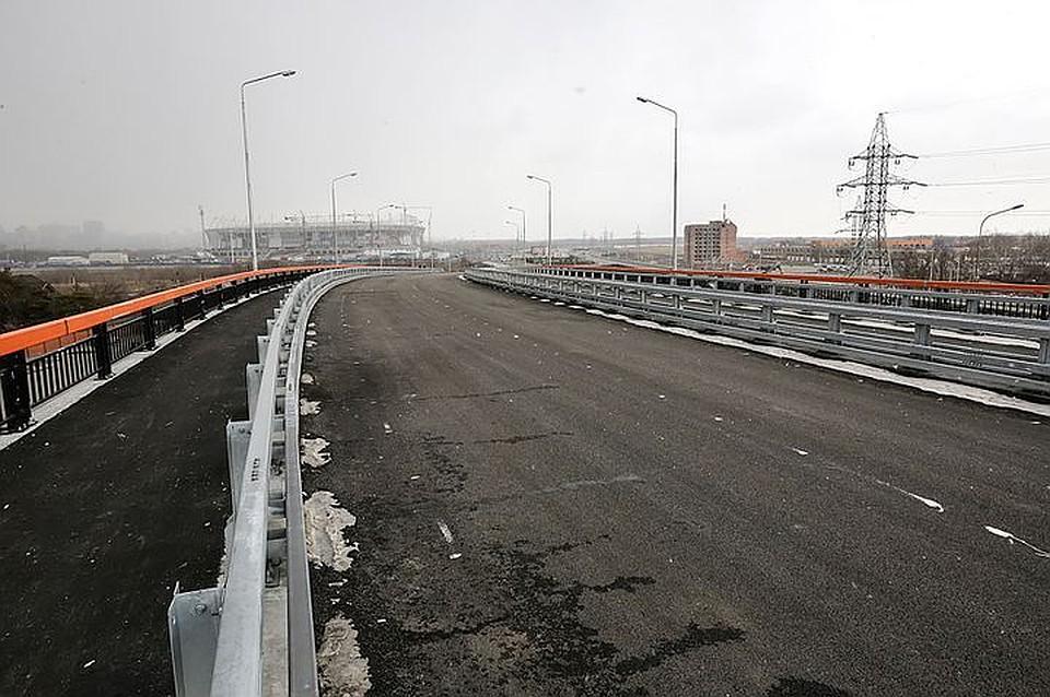 ВРостове новый Ворошиловский мост сдадут 13сентября