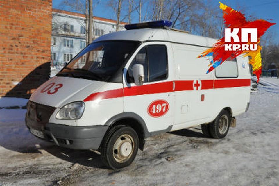 Под Омском женщина зарулем грузовой «Газели» сбила женщину с сыном