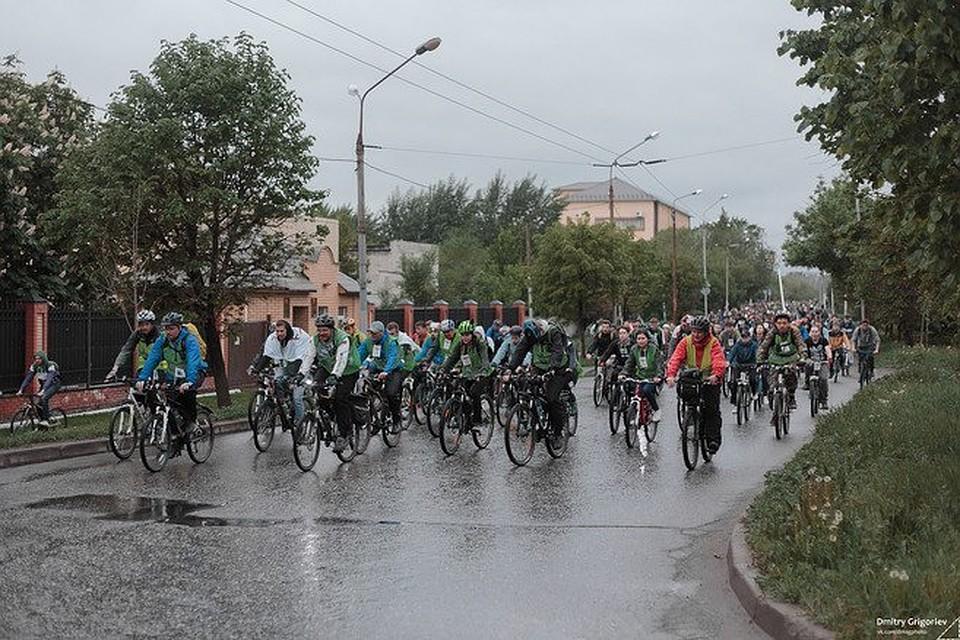 Стала известна дата новейшей «Велоночи» вКазани
