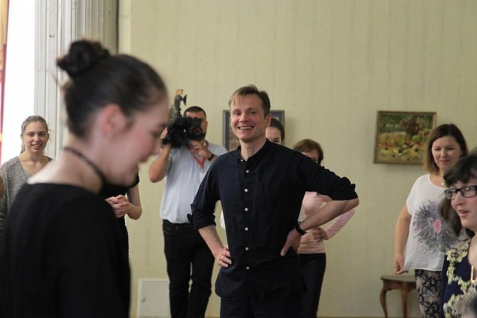 ВКраснодаре стартовала акция «Молодой МХАТ— Кубани»