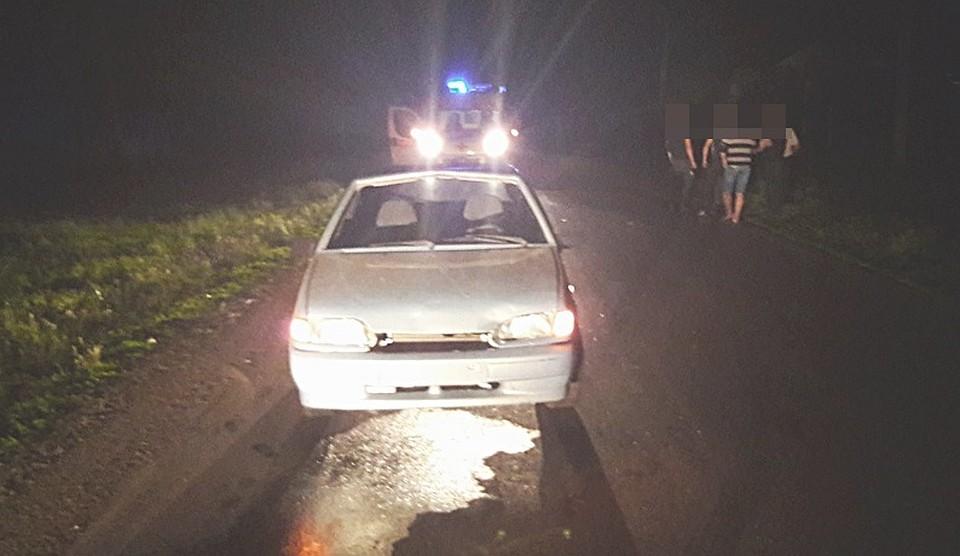 Молодой шофёр сбил насмерть неизвестного вКореновском районе
