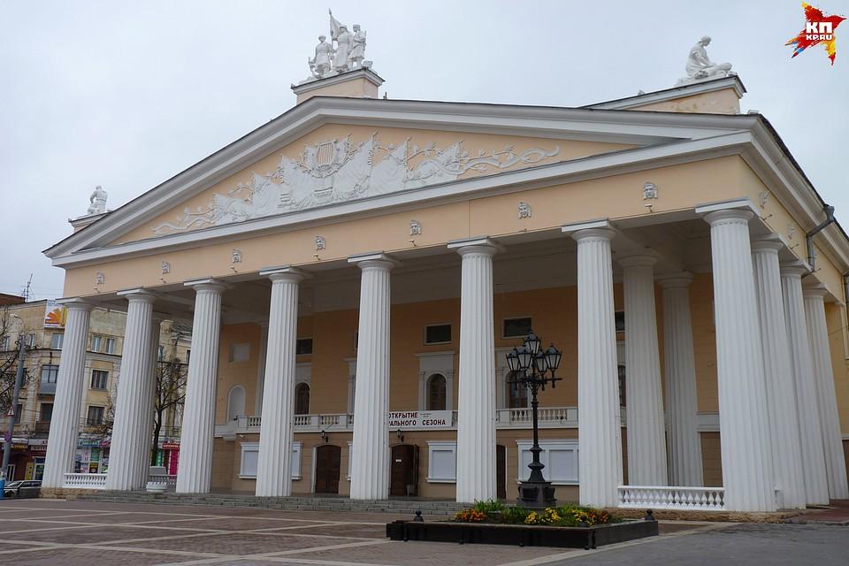 Артисты Малого театра приедут сгастролями вБрянск