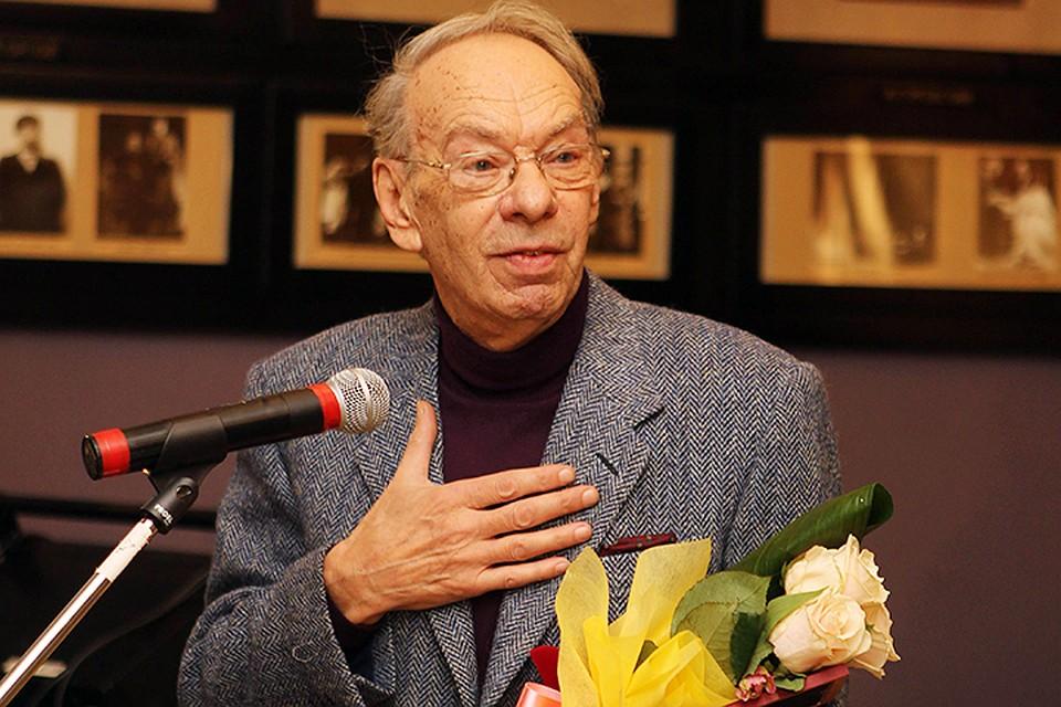 Народному артисту СССР Алексею Владимировичу Баталову в ноябре исполнилось бы 89 лет
