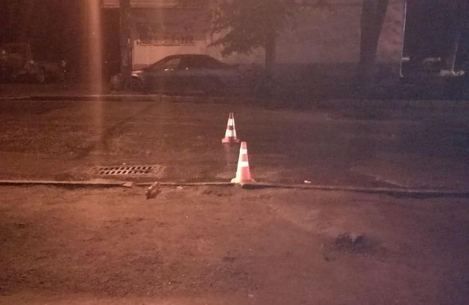 ВЕкатеринбурге разыскивают водителя, сбившего женщину наУралмаше