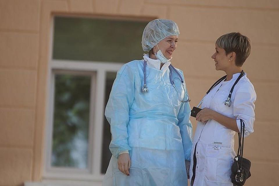 НаКубани работают лучшие в Российской Федерации травматолог, педиатр и доктор общей практики